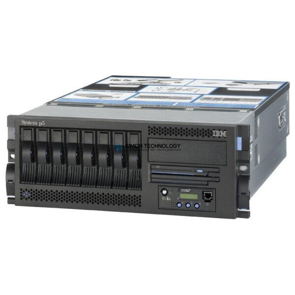 Сервер IBM CONFIGURED SERVER, PSU, RAM, CPU (9406-550)