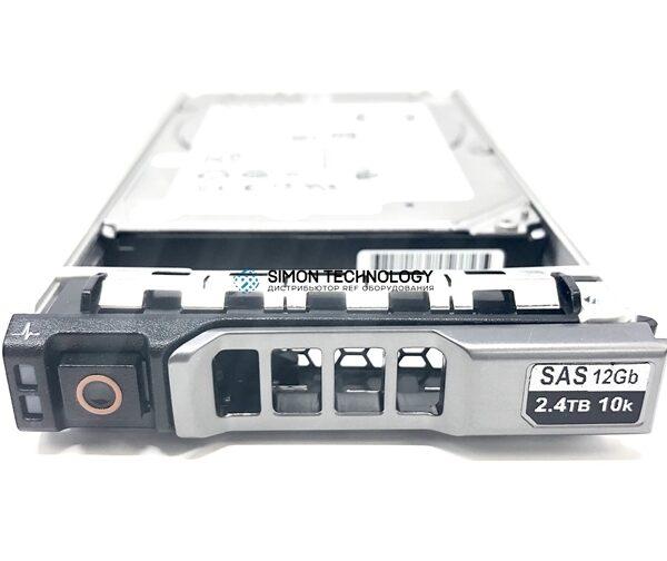 """HDD Dell 2.4TB 2.5"""" SAS 10K 12Gb/s HDD (9F0N8)"""