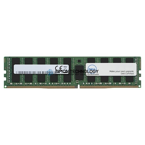 Оперативная память Dell DDR4 - 16 GB - DIMM 288-PIN - 2400 MHz / PC4-19200 (A9755388)