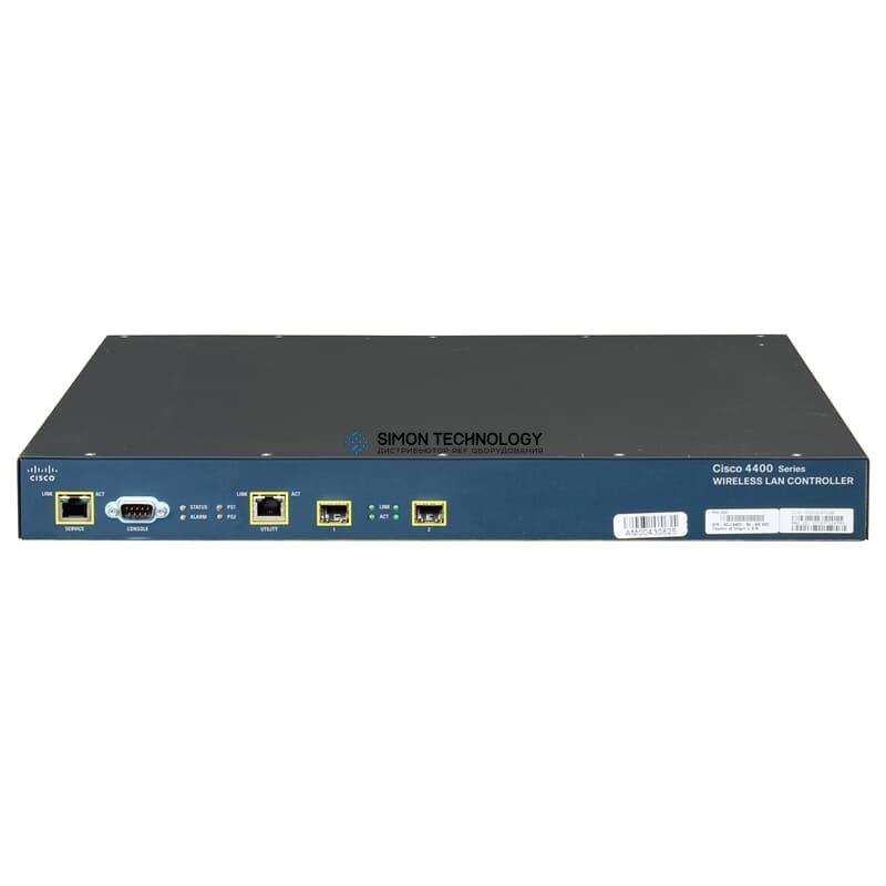 Точка доступа Cisco Wireless Lan Controller 4402 50 APs (AIR-WLC4402-50-K9)