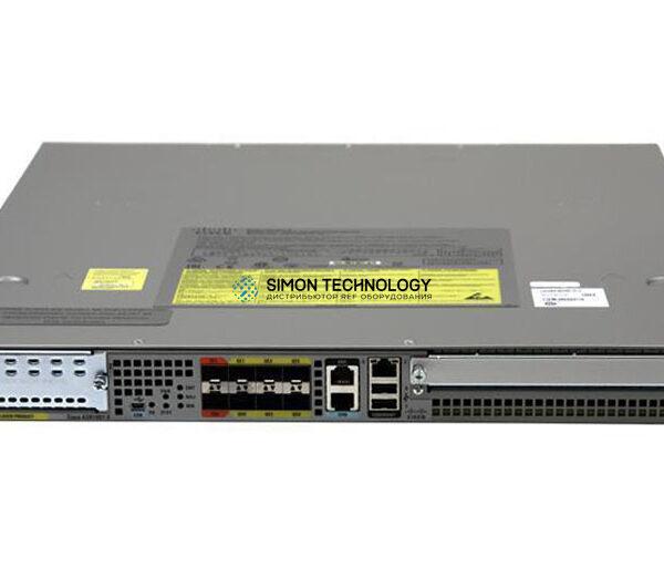 Маршрутизатор Cisco ASR1001-X, 2.5G Base Bundle, K9, AES, Built-in 6x1G (ASR1001X-2.5G-K9)
