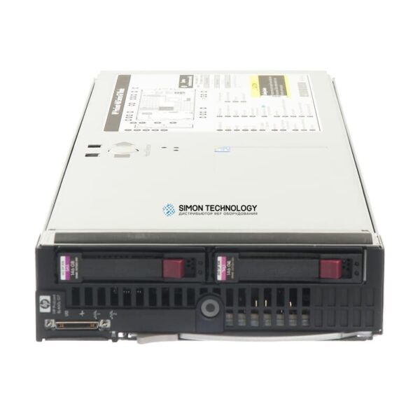 Сервер HP 6G 1P SVR (BL460C G7 E5649)