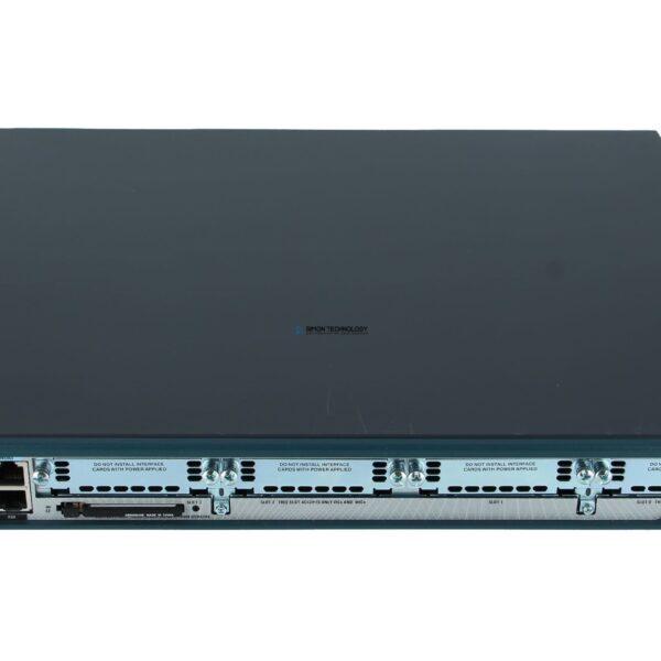 Маршрутизатор Cisco 2801 Voice Bundle,PVDM2-8,SP Serv,64F/256D (CISCO2801-V/K9)