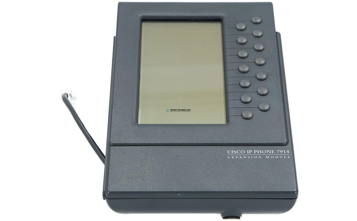 Cisco 7914 IP Phone Expansion Module (CP-7914=)