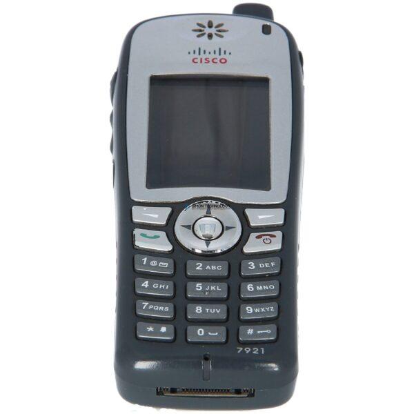 Cisco 7921G ETSI; CCM/CCME UL Reqd; Battery/PS Not Included (CP-7921G-E-K9)