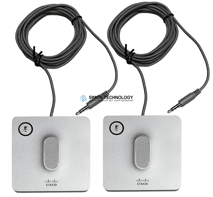 Cisco Wired Microphone Kit - Mikrofon (Packung mit (CP-8832-MIC-WIRED=)