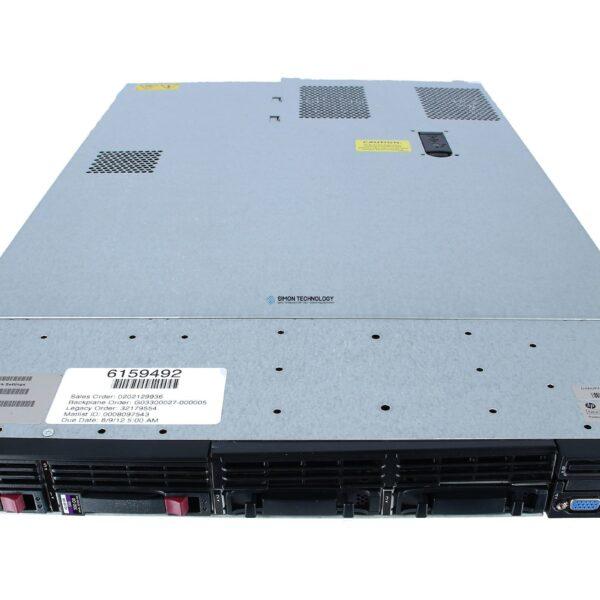 Сервер HP DL360 G7 SSF Server,2x E5620,16GB (2x8GB) DDR3 RAM,no HDD,2xPSU (DL360G7_config3)