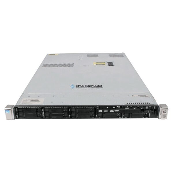 Сервер HP DL360P G8 CTO CHASSIS 8*SFF DVD P420I - UPGRADED TO V2 SDHS (DL360P G8 CTO DVDS)