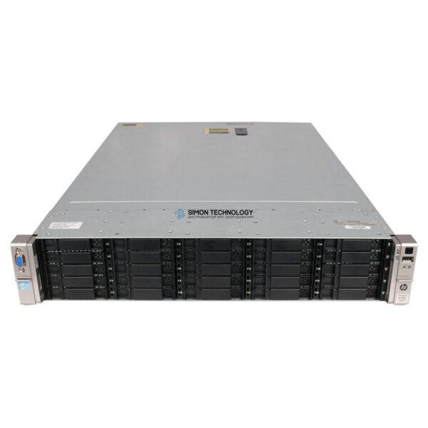 Сервер HP 12GB P420 ILO4 25* SFF 2*PSU - V2 (DL380E G8 2*E5-2420)