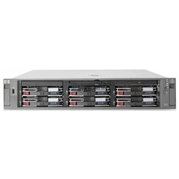 Сервер Compaq 2X SL6BX 1.26GHZ, 4X 256MB, 2X VRM, 2X PSU, (DL380-G2)