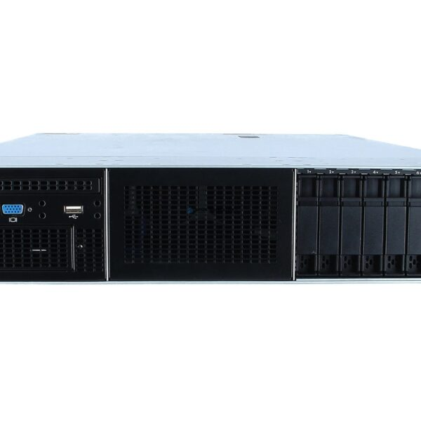 Сервер HP DL380 Gen9 SSF Server,2xE5-2650v3,2x16GB DDR4 RAM,2x600GB HDD,2xPSU (DL380Gen9_config3)