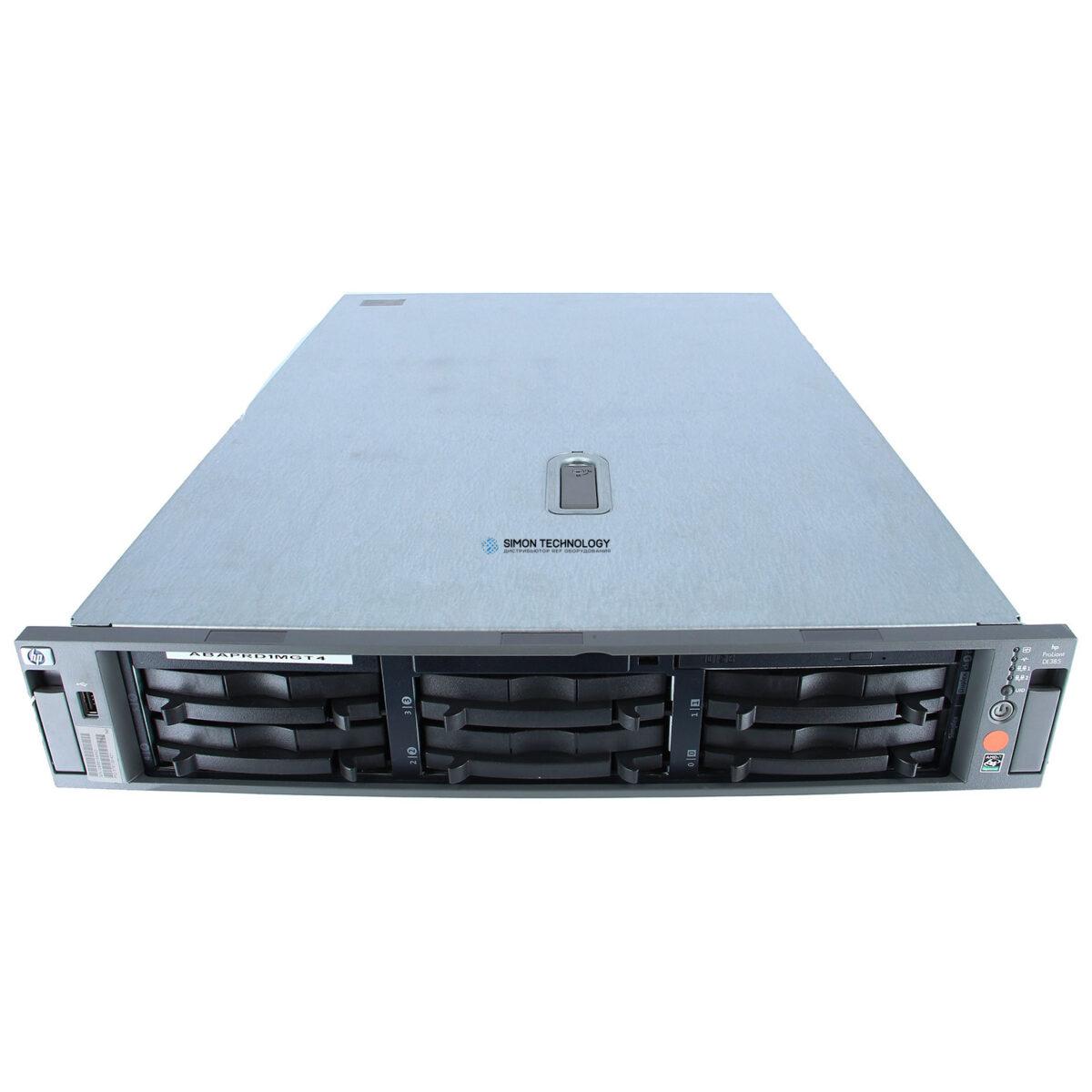 Сервер HP SERVER 2X FAN, 2X 2.4GHZ CPU, 2X PSU, PCI CAGE (DL385-R01)