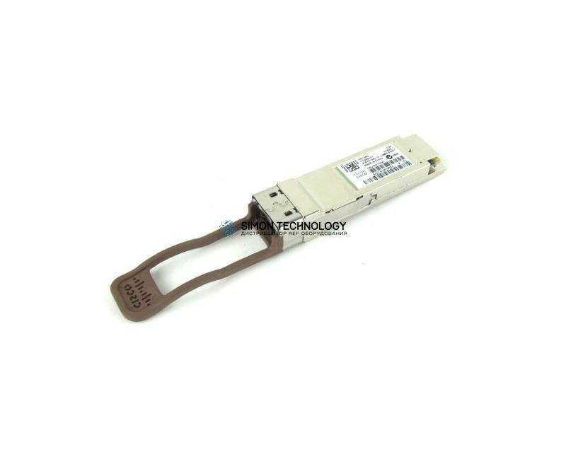 SFP модуль Cisco 40G Fabric Extender Transceiver - QSFP+-Transceivermodul - LC (FET-40G=)