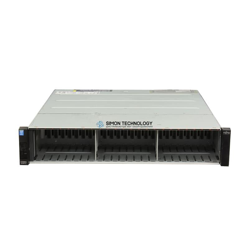 СХД Fujitsu SAN-Storage ETERNUS DX200 S3 Dual Controller FC 16Gbps 24x SFF - (FTS:ET203AU)