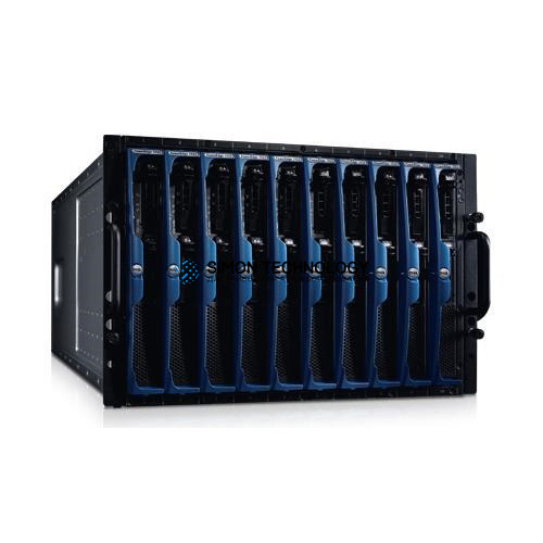 Сервер Dell PE 1955 CTO ENC W/ KVM-MOD 4*PSU 2*FAN 10-PT PASS THRU (GJ585)