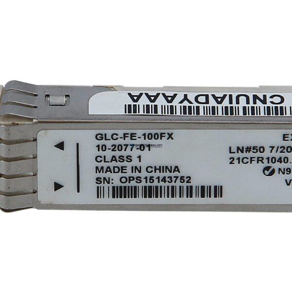 SFP модуль Cisco 100BASE-FX SFP for FE port (GLC-FE-100FX)