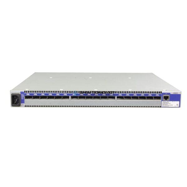 Коммутатор Mellanox InfiniBand Switch 8x QSFP+ 40Gbit QDR - (IS5022)