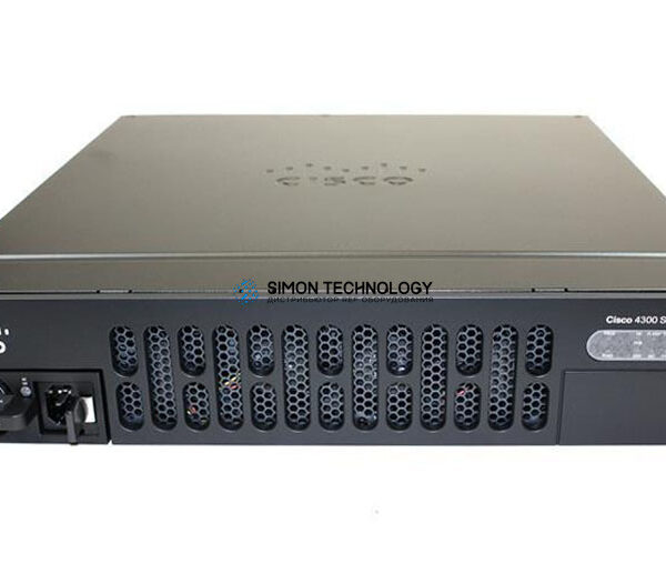 Маршрутизатор Cisco ISR 4431 AX Bundle with APP and SEC license (ISR4431-AX/K9)