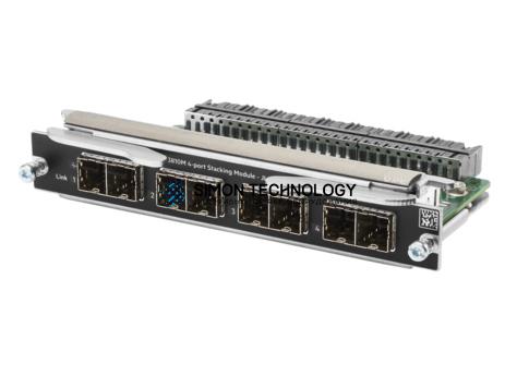 Модуль HPE Aruba 3810M 4-port Stacking Module (JL084A)