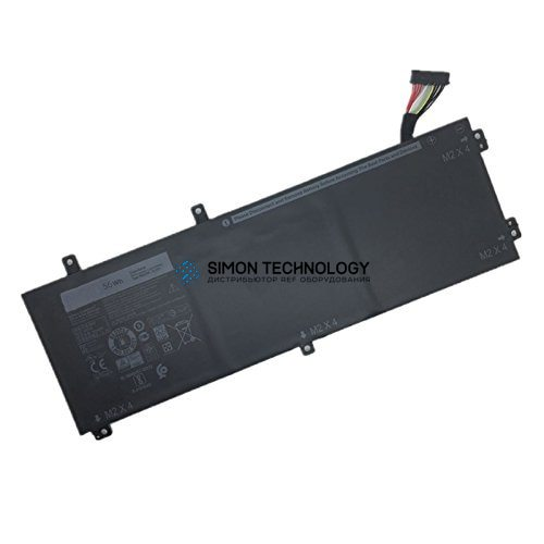 Батарея Dell Laptop-Batterie - 1 x Lithium-Ionen 3 Zellen 56 Wh - f?r Precision Mobile W (M7R96)