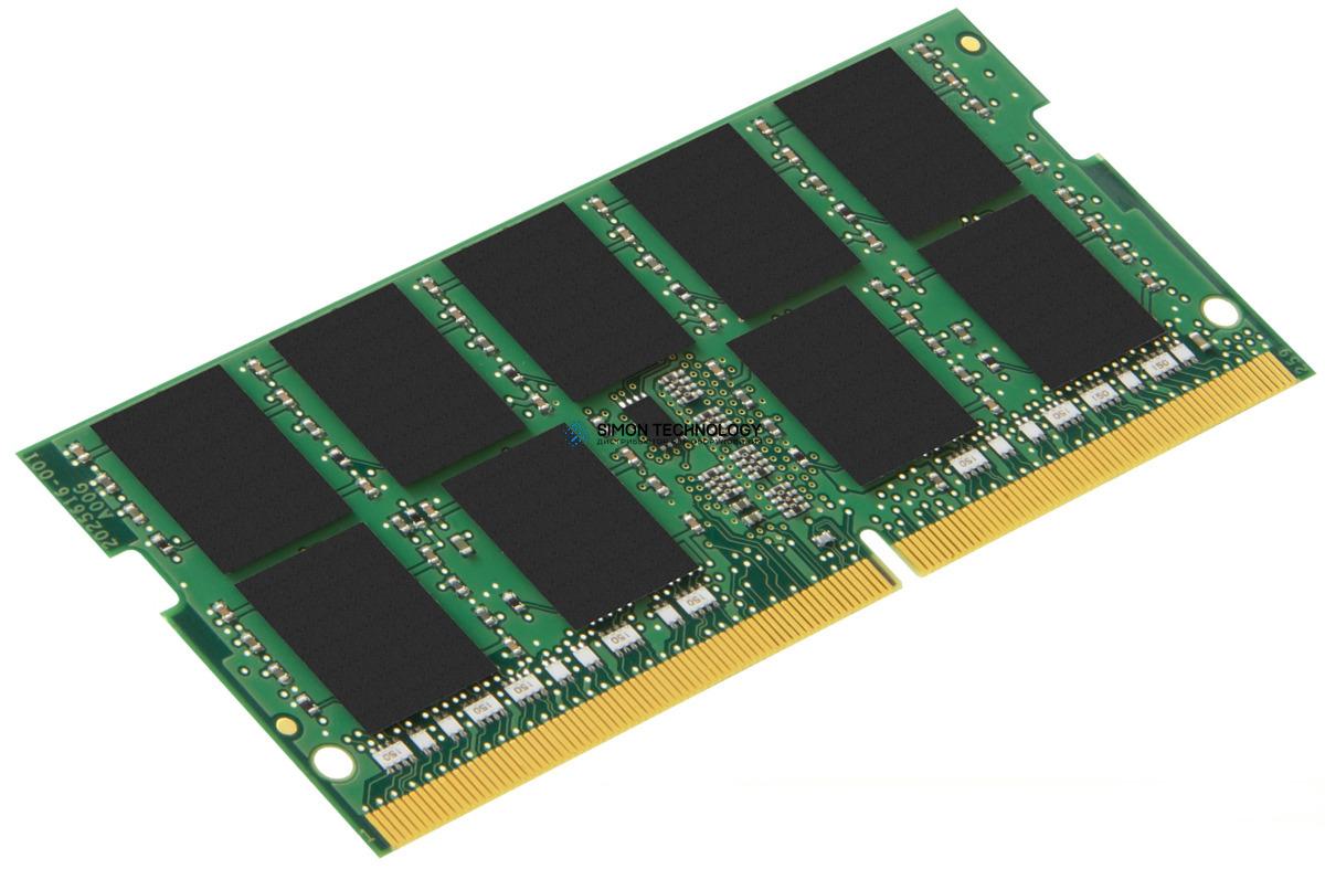 Оперативная память Dell DIMM 8GB 2400 1RX8 8G DDR4 S (MKYF9)