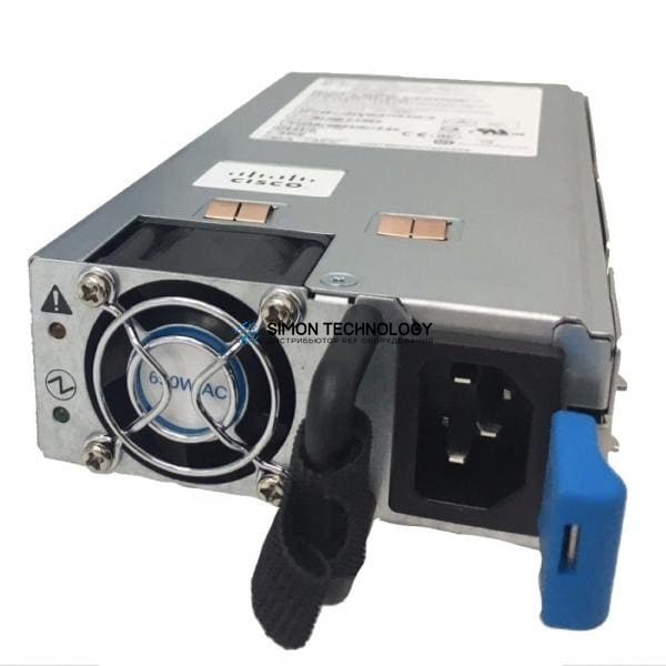Блок питания Cisco 9300 650WAC PS, Port-side Int (N9K-PAC-650W)