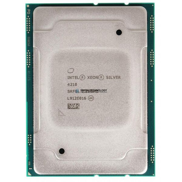 Процессор HP Enterprise Intel Xeon Silver 4210 - 2.2 GHz - 10 Kerne - 20 Threads NEW (P02492-B21)