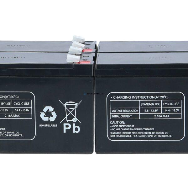 Батарея POWER PB-10237 - Ersatzbatterie für APC USV APC Smart UPS SC 1500 Ersatzakku (PB-10237)