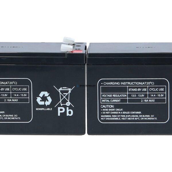 Батарея POWER PB-10248 - Ersatzbatterie für APC USV APC Back UPS Pro 1500 Ersatzakku, APC Back UPS Pro (PB-10248)