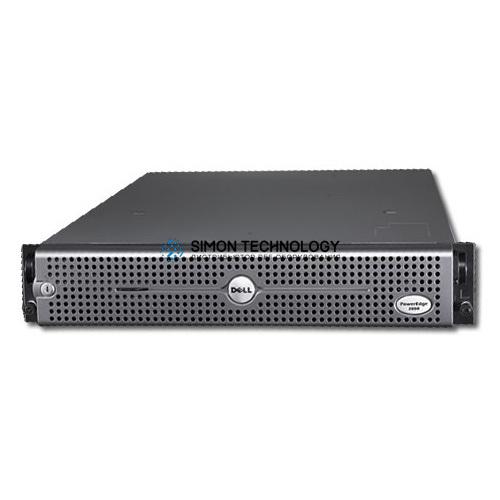 Сервер Dell PE 2550 5X3.5 C1.3GHZ, 2X PSU, 4X FAN,1X VRM (PE2550)