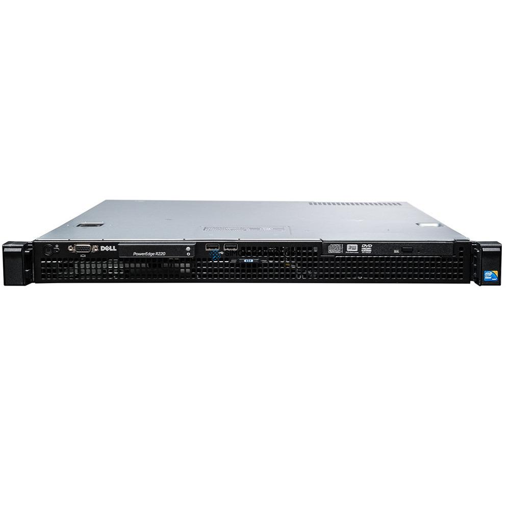Сервер Dell POWEREDGE R220 SERVER (PER220)