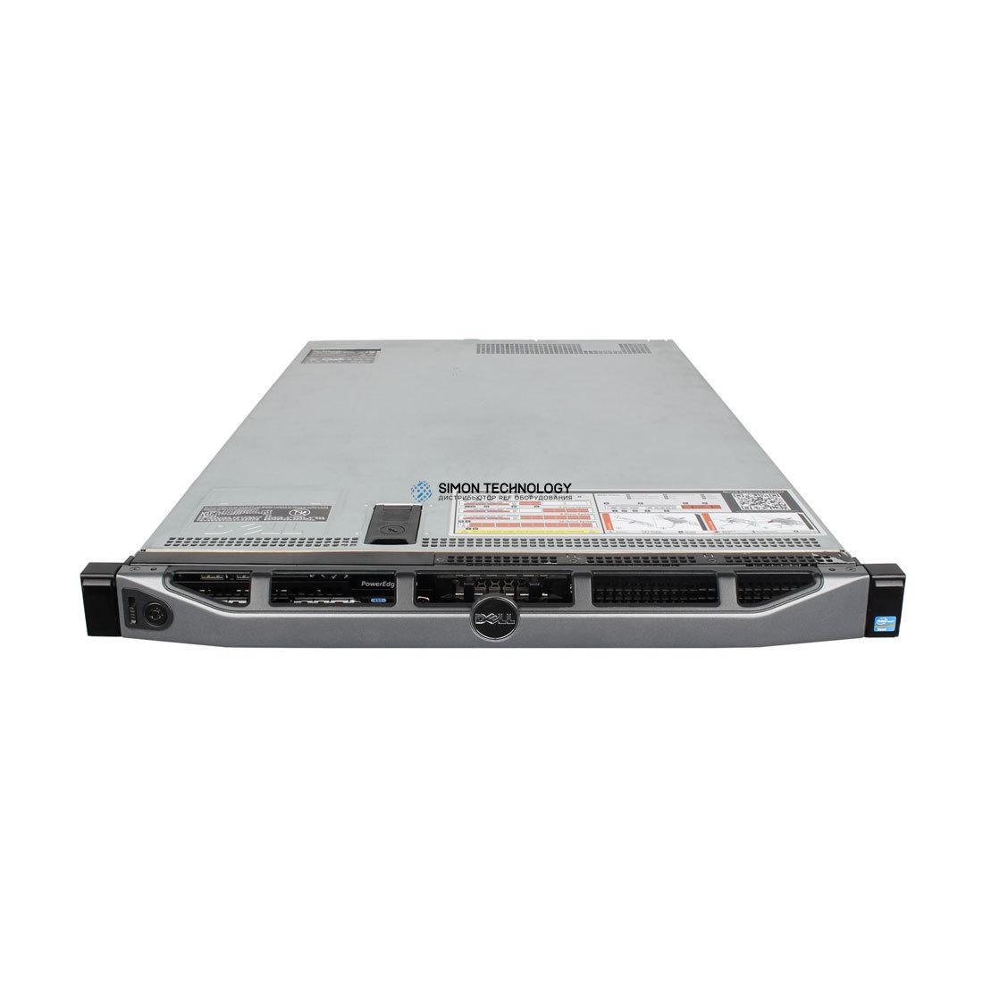 Сервер Dell PER620 V2 CTO CHASSIS PERC S110 4*SFF DVD (PER620V2 4SFF)