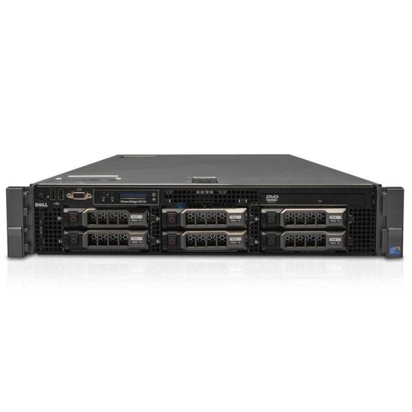 Сервер Dell POWEREDGE R710 6*LFF STORAGE SERVER (PE-R710-LFF)