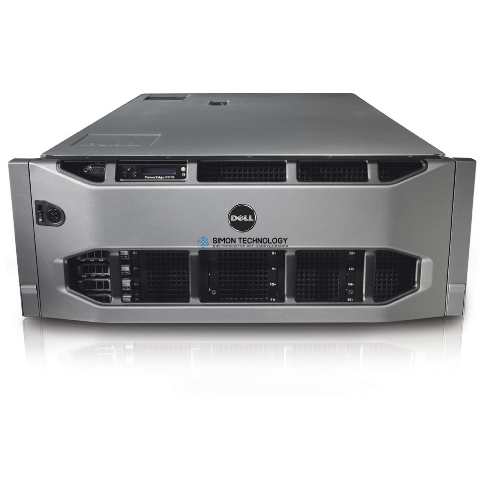 Сервер Dell PowerEdge R910 CTO Server (PER910)