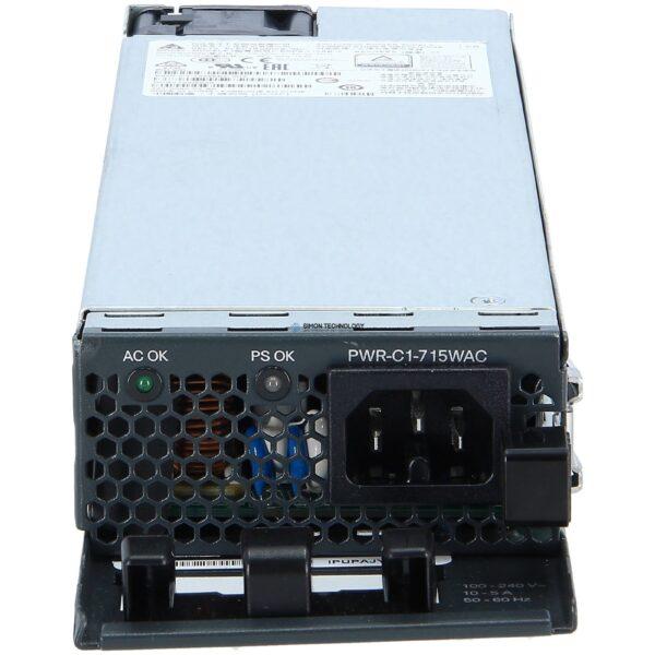 Блок питания Cisco 715W AC Config 1 Power Supply (PWR-C1-715WAC=)