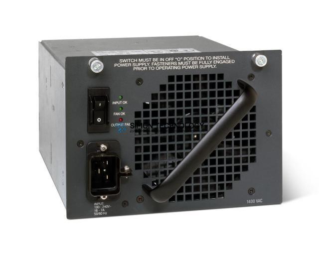 Блок питания Cisco 1000W Schwarz Netzteil (PWR-C45-1000AC/2)