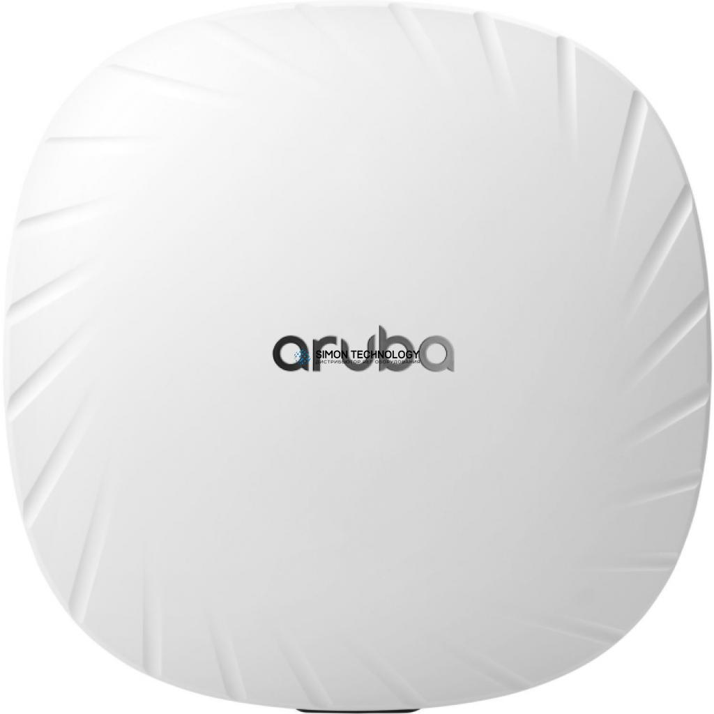 Точка доступа HPE AP-515 (RW) - Funkbasisst on - Bluetooth 5.0, 802.11ax (Q9H62A)