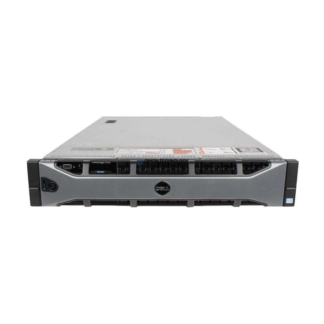 Сервер Dell PER720 V6 CTO H710 MINI 16*SFF DVD IDRAC ENT LICENCE (R720V6 ENT H710)