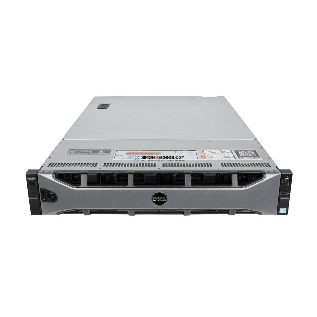 Сервер Dell PER720XDV6 CTO 24*SFF+2*SFF(REAR) PERC H710P MINI 4*FAN (R720XDV6 ENT 24SFF)