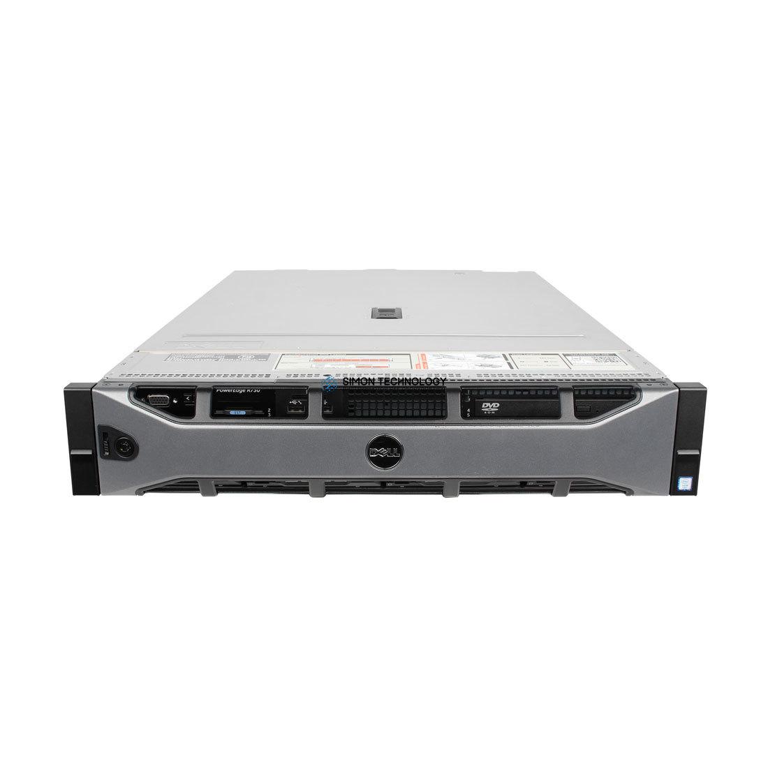 Сервер Dell PER730 E5-2620V3 1P 16GB PERC H730 8 SFF 1X PSU (R730-E52620V3)