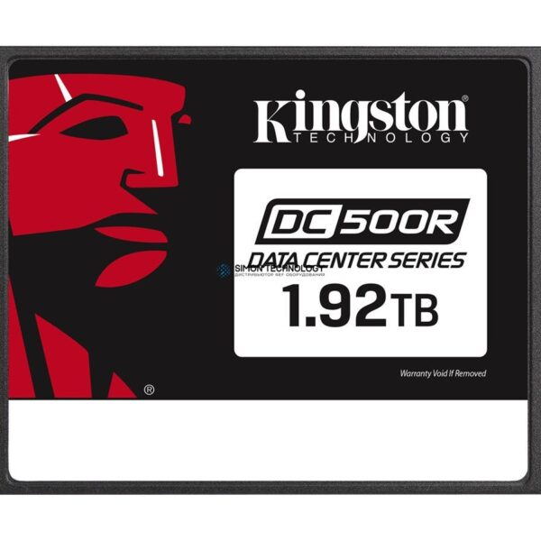 "SSD Kingston Data Center DC500M - Solid-State-Disk - 1.92 TB - intern - 2.5"" (6.4 cm) NEW (SEDC500M/1920G)"