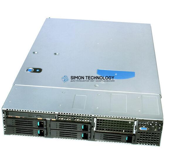 Сервер Intel SERVER SYSTEM, 3X 300GB HDD, 6X FAN (SR2600URLXR)