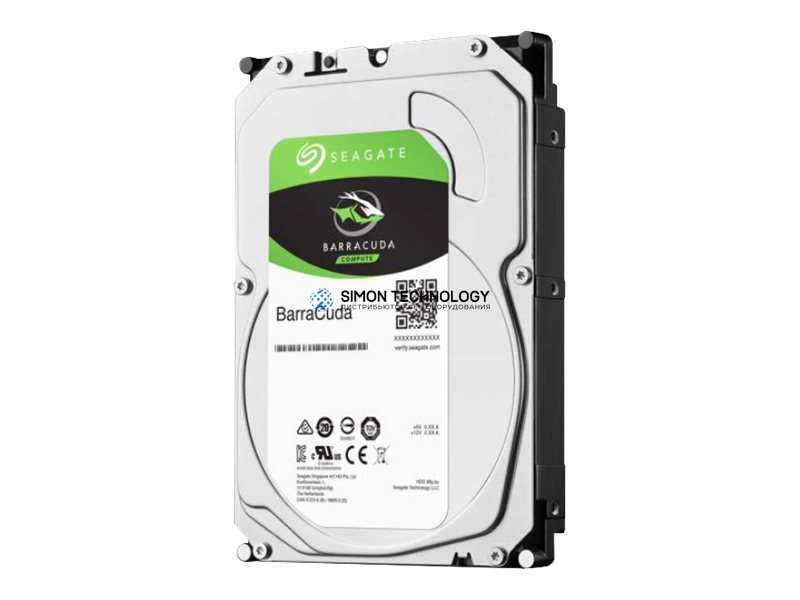Жесткий диск Seagate 8TB 256MB BarraCuda SATA 6Gb/s (ST8000DM004)