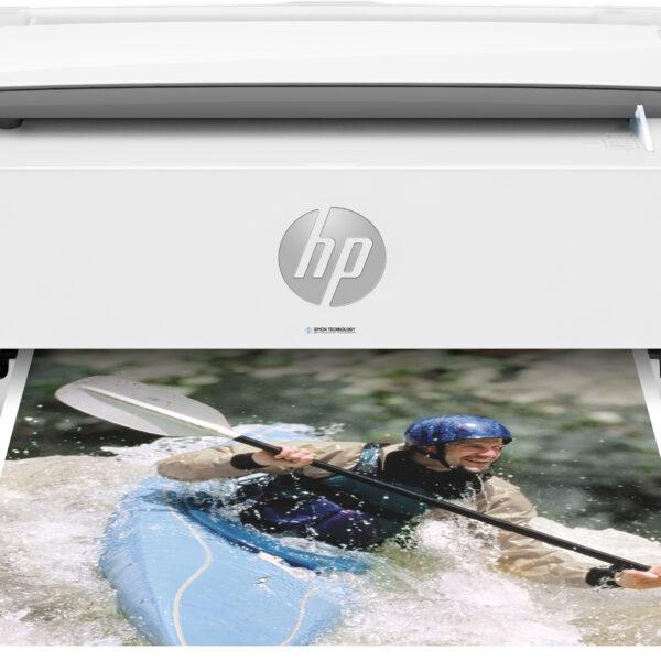 МФУ HP DeskJet 3775 1200 x 1200DPI Thermal Inkjet A4 8Seiten pro Minute WLAN Grau - Wei? Multifunktionsger?t (T8W42C)