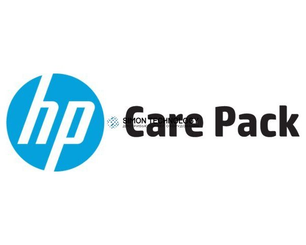 HP Electronic Care Pack Next Business Day Hardware Support - Service (UK716E)