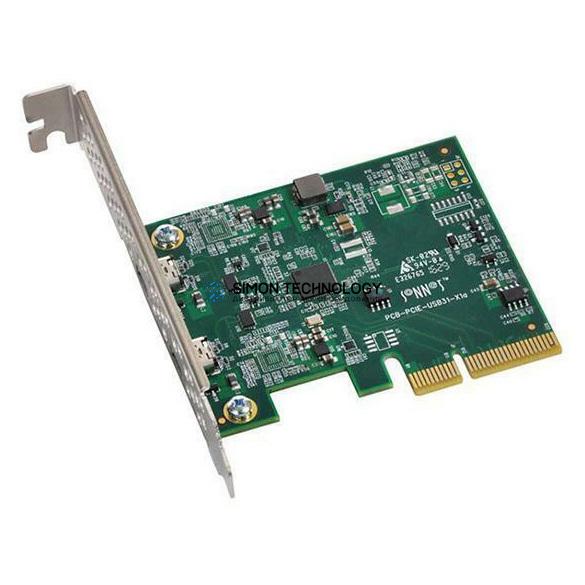 Контроллер Sonnet Allegro USB-C 2-Port PCIe Card [Thunderbolt comp ble] (USB3C-2PM-E)