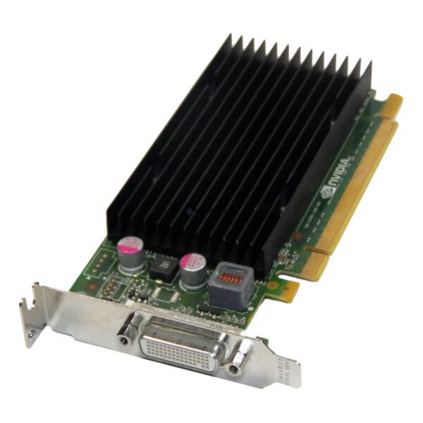 Видеокарта PNY Grafikkarte Quadro NVS 300 512MB 1x LFH 59 PCI-E x1 - (VCNVS300X1-T)