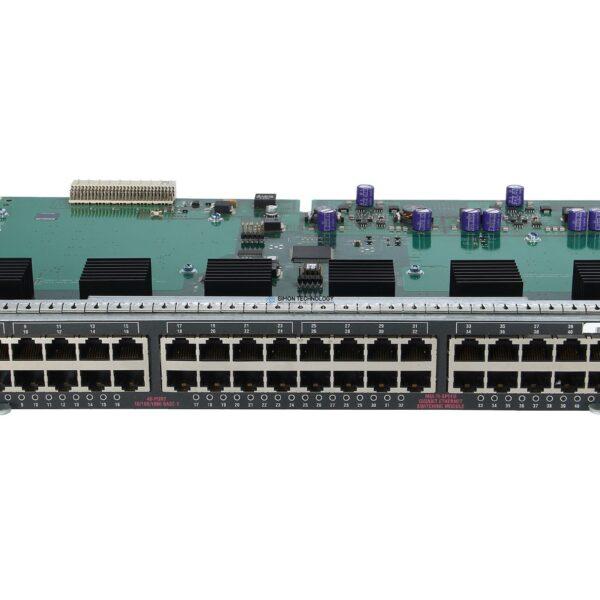 Модуль Cisco Catalyst 4500 Enhanced 48-Port 10/100/1000 Base-T (RJ-45) (WS-X4548-GB-RJ45=)