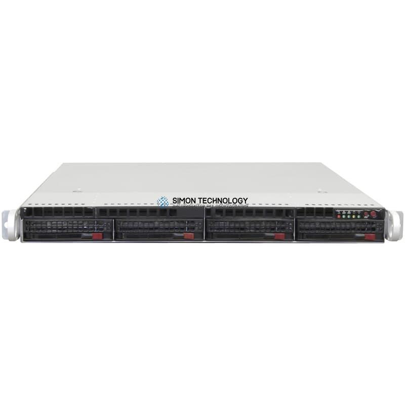 Сервер Supermicro Super Server QC Xeon E3-1270 v3 3,5GHz 8GB 4xLFF (X10SLM+-LN4F)