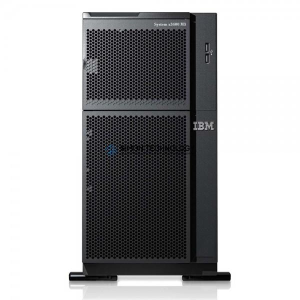 Сервер IBM SERVER WITH 1X 2.13 GHZ CPU, RAID. (X3400-M3)